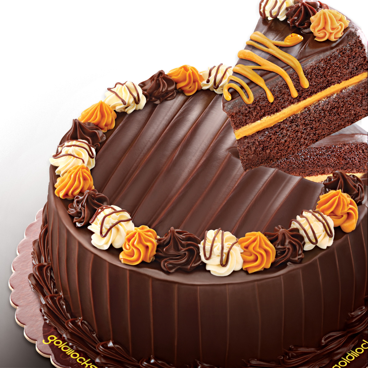 Chocolate Decadence Cake Goldilocks