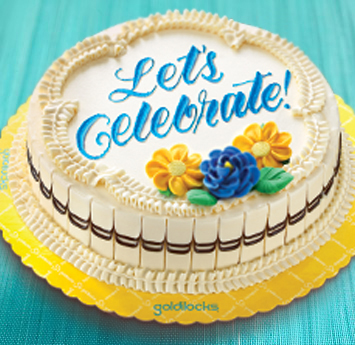 Cake Design Goldilocks : Marble Chiffon