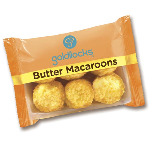 Butter Macaroons