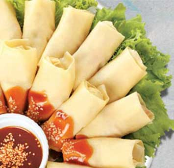 Fresh Lumpia Party Size
